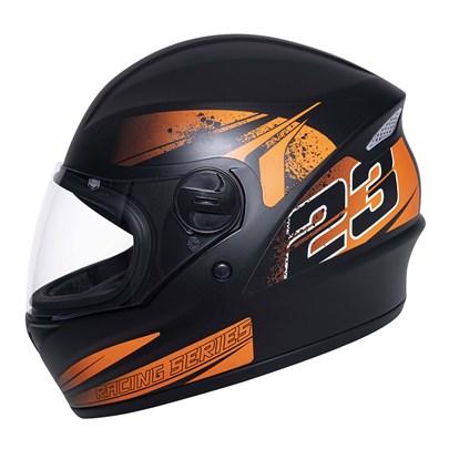 Capacete Joy23 RS Zephyr Laranja