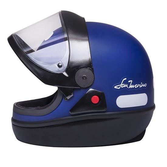 Capacete San Marino Colors Azul