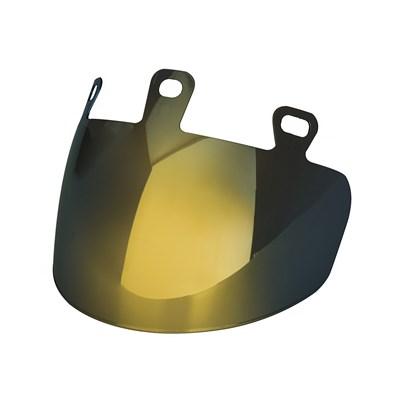 Viseira Wind Shield Dourada